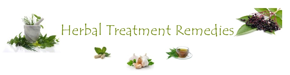 Herbal Treatment Remedies